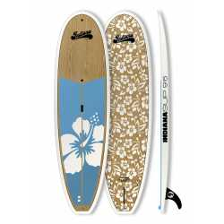 Indiana Hard Boards Wood 9'6  Allround Lady 2016
