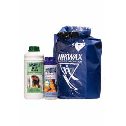 Nikwax Basics Kit - Tech wash 1L/TX-Direct 300 ml.