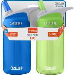 CamelBak drikkedunk eddy Kids  - 2-Pack 400 ml / 12 oz